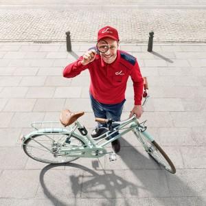 bpost cyclosafe campaign TBWA