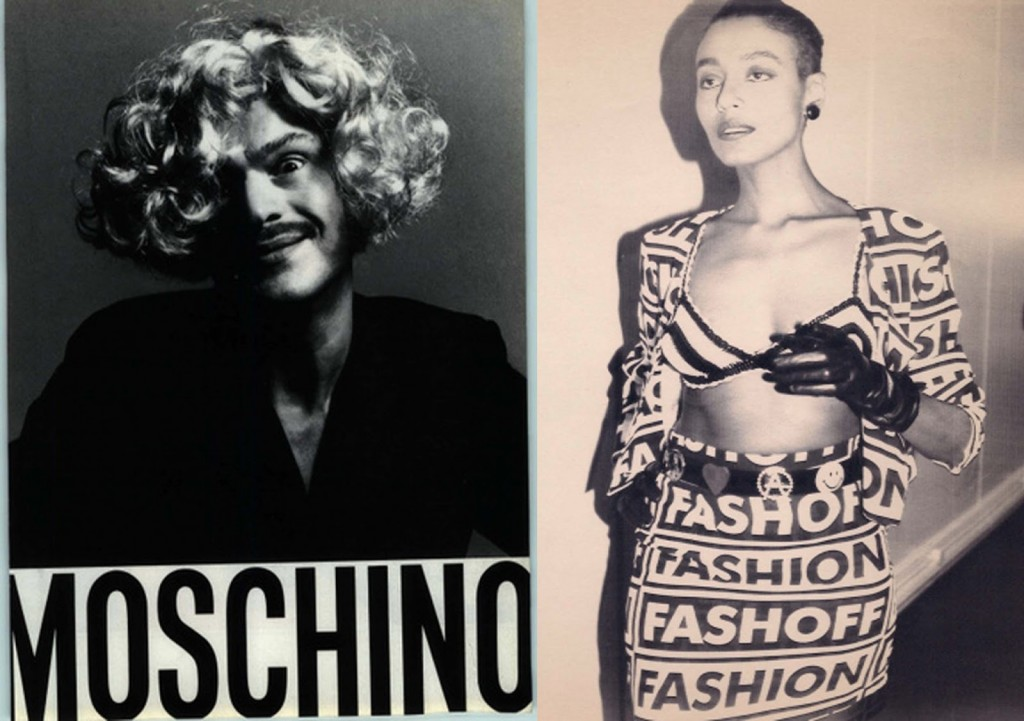 Franco moschino and 1991?